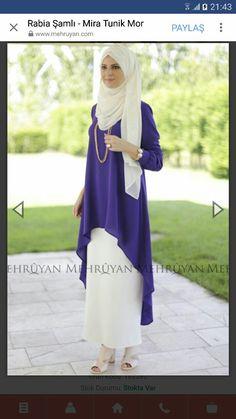 Arab Fashion, Islamic Fashion, Muslim Fashion, Hijab Style, Hijab Chic, Modest Fashion Hijab, Fashion Outfits, Mode Abaya, Modele Hijab