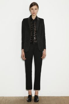 Pre-Fall 2013 Trend: Back in Black (Timo Weiland Pre-Fall 2013)