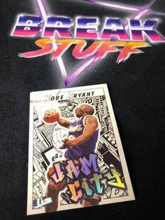 Kobe Bryant Jam City Card #kobebryant #blackmamba #lalakers #lakers #nbacards #basketballcards #panini #paniniamerica #whodoyoucollect #tradingcards #marketplace #ballin #ballislife #collector #cardcollector Black Mamba, Basketball Cards, Kobe Bryant, Trading Cards, Nba