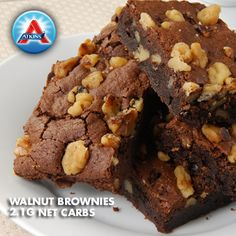 Check your pantry — you may have all the ingredients on hand to whip up a batch of these delicious brownies! For Phases 2-4.