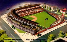Baseball Field, Cubs, Postcards, Hockey, The Neighbourhood, Sports, Collection, Federal, Hs Sports