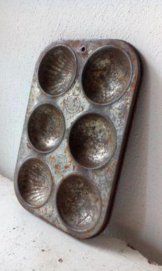 Oude koekjes bakvorm