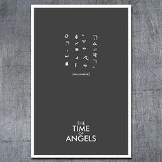 Doctor Who : the Time of Angels