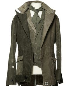 Greg Lauren (post-apocalyptic)