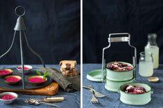 Leckereien aus Rote Beete: Suppe und Salat Foodstyling: Tabea Kerner