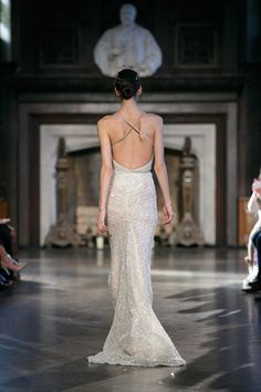 Inbal Dror Wedding Dresses - Fall 2015 Bridal Collection | Junebug Weddings