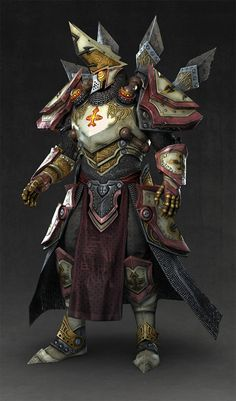 Warmachine: Tactics Extreme Kress - Protectorate of Menoth