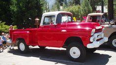 1958 GMC Napco 4x4