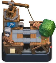 Deck Builder for Clash Royale Clash Of Clans, Desenhos Clash Royale, Goblin, Game Coc, Minecraft Medieval, Deck Builders, Game Background, New Program, Game Assets