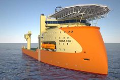 Hyundai Heavy Industries has been contracted to construct the new MOCV for Toisa. - Image - Ship Technology