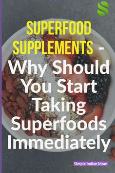 Superfood Supplements - these rich sources of nutrients not only protect you from inside but also keep you looking young, energetic and healthy Superfood Supplements, Natural Supplements, Natural Herbs, Natural Health, Protein Shake Recipes, Healthy Recipes, Health And Wellness, Health Tips, Healthy Lifestyle Habits