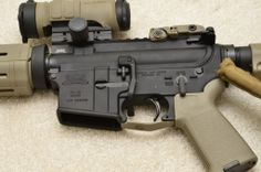 Palmetto State Armory upper and lower receiver