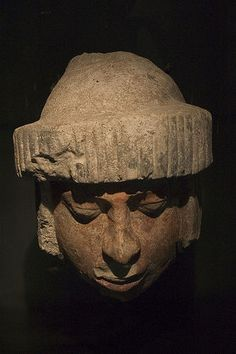 Maya mask by sjameron, via Flickr
