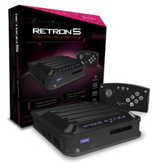 The ultimate HD remake: Hyperkin presents the RetroN a revolutionary new way to experience classic games in high definition; the first of its kind with an all-digital HD output. The RetroN 5 plays Gameboy, Gameboy Color, Gameboy Advance, Famicom, Super Super Nintendo, Nintendo Sega, Nintendo Switch, Retro Videos, Retro Video Games, Game Boy, Wii Games, Games To Play, Wedges