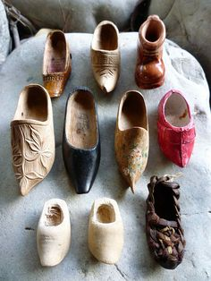 The Clog Friend's collection