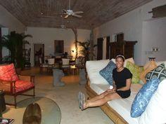 In The Ian Fleming Villa At GoldenEye