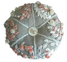 potiron pincushions