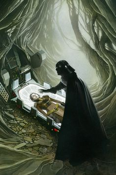 Padme's Funeral by Travis Charest