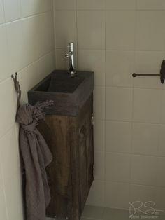 De hortensiatuin: Ietwat uit de hand gelopen project toilet