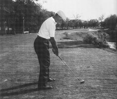 1947: Ben Hogan wins the Colonial Invitational for the 2nd year straight