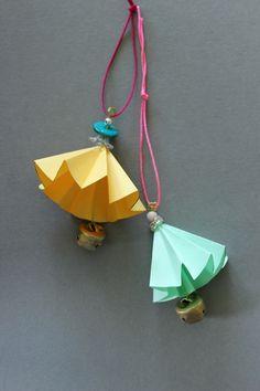 ludorn origami bells1