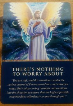 Happy Tuesday☀️ Here is your Angel oracle card for today. Calling All Angels, Angels Among Us, Doreen Virtue, Archangel Prayers, Image Couple, Angel Guidance, Spiritual Guidance, Angel Quotes, Angel Cards