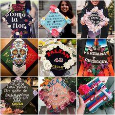 Mexican girl graduation cap | grad NCC | Cap college ...