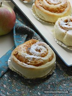 Mirisne ružice sa jabukama — Coolinarika