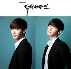 Doctor Stranger - Lee Jong Suk as Park Hoon Park Min Young, Park Shin Hye, Sang Jin, Lee Jong Suk Doctor Stranger, Gyu, Kang Chul, Choi Daniel, Top Hospitals, The Moon Is Beautiful