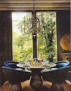 platner dining table - Buscar con Google