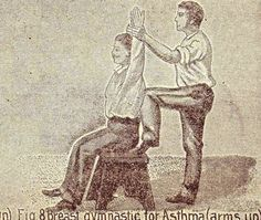 'German Massage And Exercise.' 1908.
