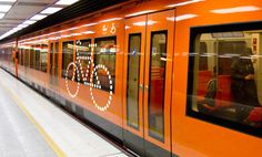 In Helsinki take the metro! You can even get your bike with you to the metro. Helsinki, Finland #travelscandinavia