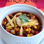 World's best taco soup recipe!