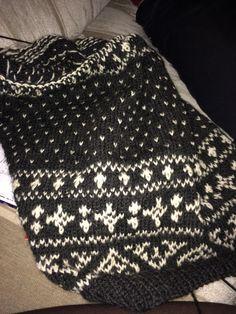 Nytt mønster Blanket, Crochet, Crochet Crop Top, Rug, Blankets, Chrochet, Knitting, Haken, Quilts