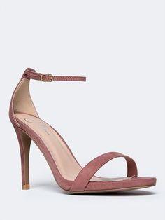 Aria Ankle Strap High Heel Sandal - ZOOSHOO