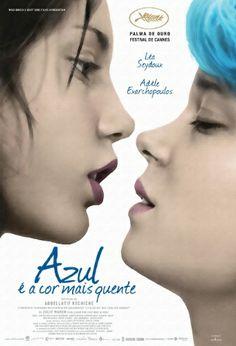 """Atriz e diretor de """"Azul É a Cor Mais Quente"""" encaram polêmicas por filme - Notícias - UOL Cinema"""