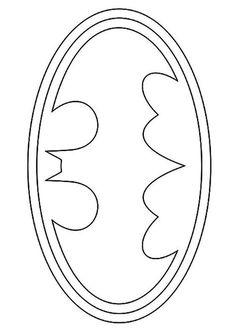 Batman-cumpleaños-party-ideas-para-niños-Batman-Logo-Free-Coloración-imprimible
