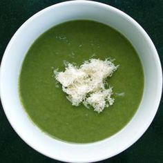 How to Turn 11 Spring Vegetables Into Easy Soups: Spinach Soup