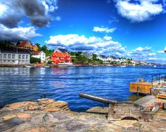 Lyngør is a small town on a group of small islands off the south east coast of Norway, in the municipality of Tvedestrand, in the county of Aust-Agder. Description from pinterest.com. I searched for this on bing.com/images
