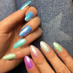 Pixel effect on Miami Collection😍from Ania Lesniewska Shop now⬇️ https://indigonails.ie/en/pixel-effect/3394-pixel-effect-cinderella.html?search_query=Pixel&results=1 #pixelleffect#cindirella#sparkle#shineonnails#glitter#shimmerynails#summernails#nailstylist#nailbar#gelpolish#gelnails#summercolours#indigonails#indigoireland