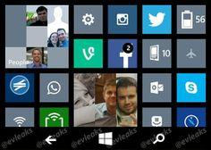 Já faz alguns meses que circulam rumores acerca da ausência de suporte para botões físicos no sistema operacionalWindows Phone 8.1. Sob a justificativa de baixar custos de produção para as fabricantes, a Microsoft estaria trabalhando apenas com botões em tela, da mesma forma que muitos dos smartpho