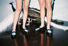 メゾン キツネ、初となるシューズコレクション - ペニーローファーやアンクルブーツなどの写真10