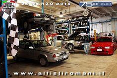 10° Raduno 30° Anniversario Alfa Romeo 75 - 29 Marzo 2015 - Pomezia (RM) #AlfistiRomani #30Alfa75 @alfaromeoglobal