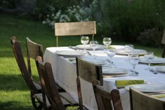 Dining in Provence -