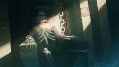 The Undead King, Igos du Ikana by Golden-Whale.deviantart.com on @deviantART