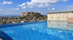HOTEL ギリシャ・アテネのホテル>歴史的なシンタグマ広場の一等地>キング ジョージ ラグジュアリー コレクション ホテル(King George, a Luxury Collection Hotel)