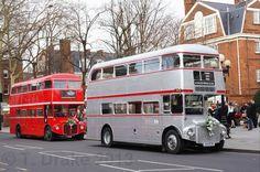Alternative Wedding Inspiration, Wedding Transportation, Routemaster, Quirky Wedding, Traditional Wedding, 4x4, Journey, English, Type