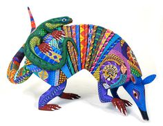 Oaxacan Woodcarving