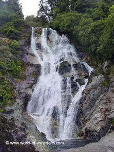 33 Best South Island Waterfalls New Zealand Images South Island