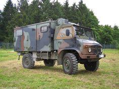 Daimler-Benz UNIMOG S 404